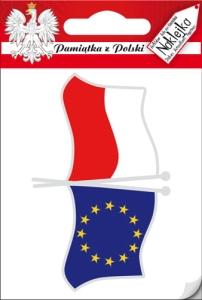 eca7cca842c2f Naklejki - Pamiątki z Polski | Souvenirs from Poland | Gadżety w ...